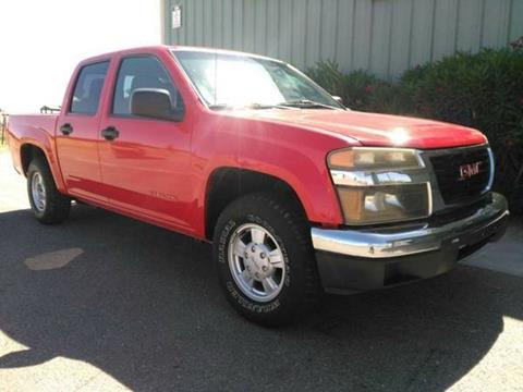 2005 GMC Canyon for sale in El Paso, TX