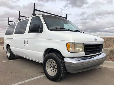 1992 Ford E-150 for sale in El Paso, TX