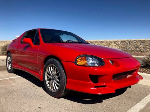 1993 Honda Civic del Sol for sale in El Paso, TX