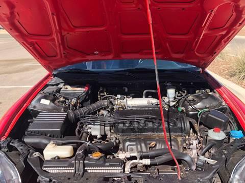 1993 Honda Civic del Sol