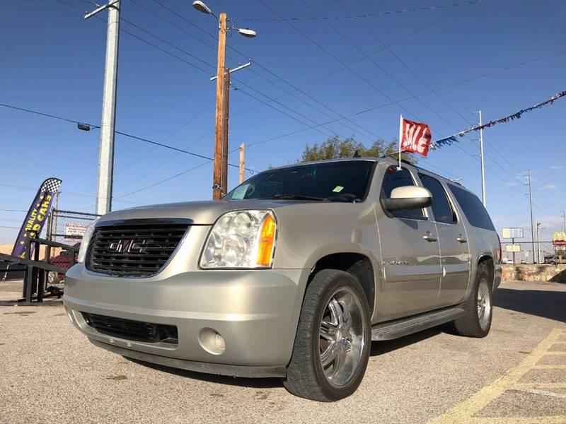 2007 Gmc Yukon Xl Sle 1500 4dr Suv In El Paso Tx Eastside Auto Sales