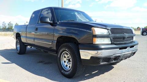 2005 Chevrolet Silverado 1500 for sale in El Paso, TX