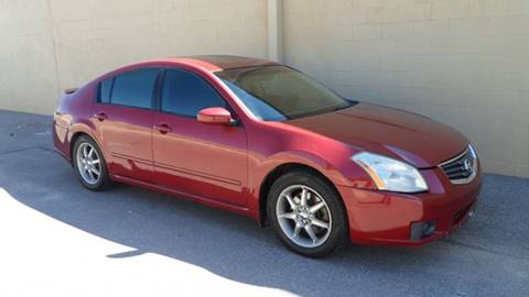 2007 Nissan Maxima for sale at Eastside Auto Sales in El Paso TX