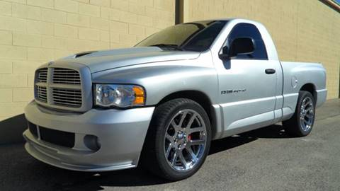 2004 Dodge Ram Pickup 1500 SRT-10 for sale in El Paso, TX