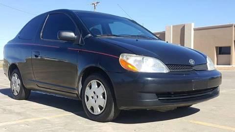 2000 Toyota ECHO for sale in El Paso, TX
