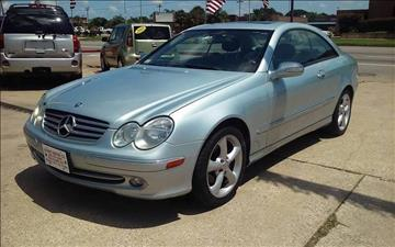 2005 Mercedes-Benz CLK for sale in Texas City, TX