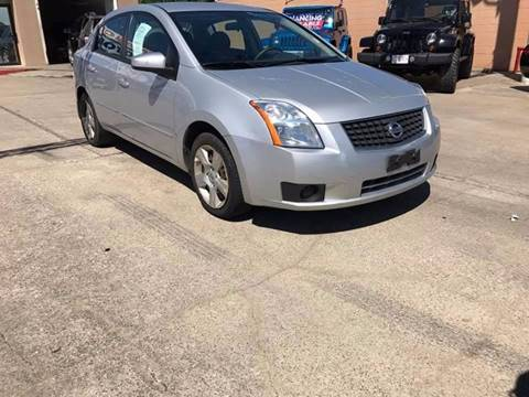 2007 Nissan Sentra for sale in Texas City, TX
