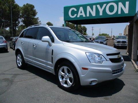 2014 Chevrolet Captiva Sport for sale in Tucson, AZ
