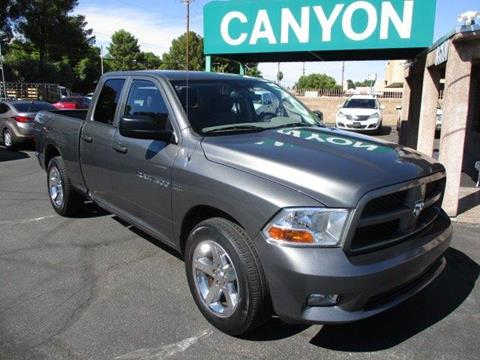 2012 RAM Ram Pickup 1500 for sale in Tucson, AZ