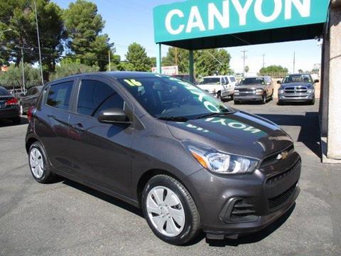 2016 Chevrolet Spark for sale in Tucson, AZ