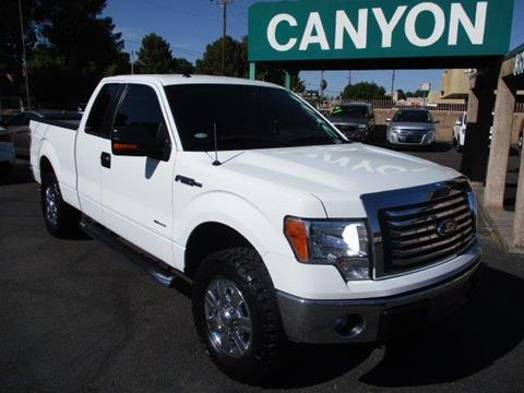 2012 Ford F-150 for sale in Tucson, AZ
