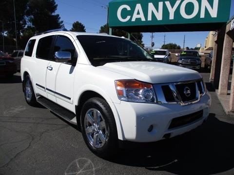 htm ontario certified used ca in suv vin sale armada for nissan platinum