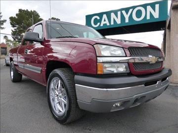 2004 Chevrolet Silverado 1500 for sale in Tucson, AZ
