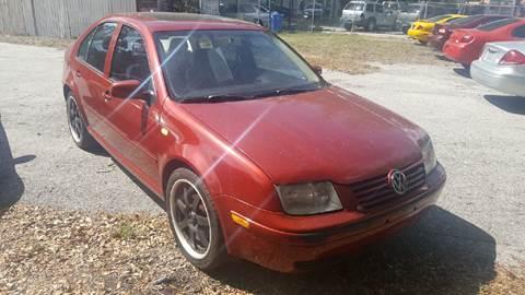 1999 Volkswagen Jetta for sale in Tampa, FL