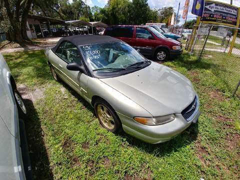 2000 Chrysler Sebring for sale in Tampa, FL