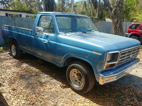 1985 Ford F-150 for sale in Tampa, FL