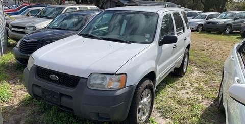 2004 Ford Escape for sale in Tampa, FL