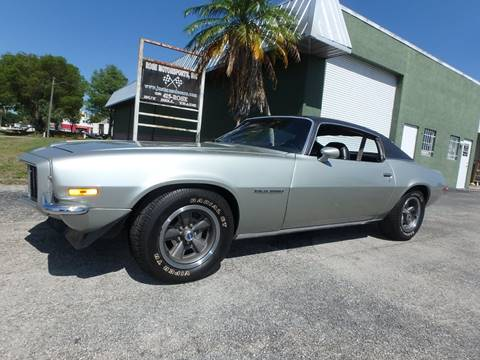 1972 Chevrolet Camaro for sale in Fort Myers, FL