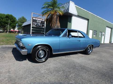 1966 Chevrolet Chevelle Malibu for sale in Fort Myers, FL