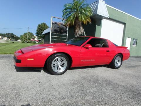 1988 Pontiac Firebird for sale in Fort Myers, FL