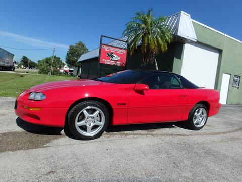 2002 Chevrolet Camaro for sale in Fort Myers, FL