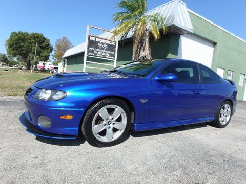 2006 Pontiac GTO for sale in Fort Myers, FL