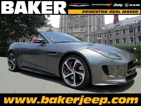2016 Jaguar F-TYPE for sale in Princeton, NJ