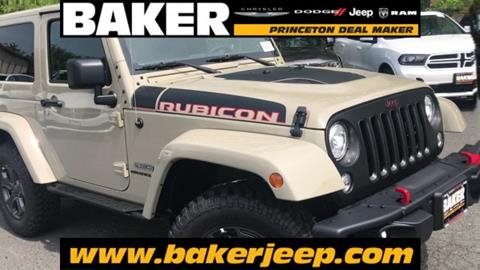 2017 Jeep Wrangler for sale in Princeton NJ
