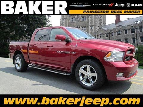 2011 RAM Ram Pickup 1500 for sale in Princeton, NJ