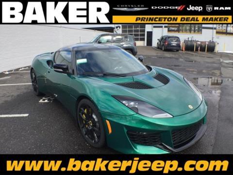 2017 Lotus Evora 400 for sale in Princeton, NJ