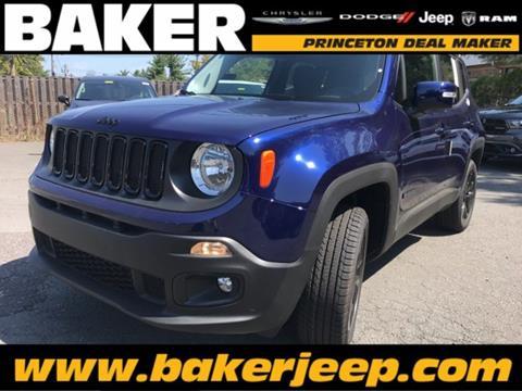 2017 Jeep Renegade for sale in Princeton NJ