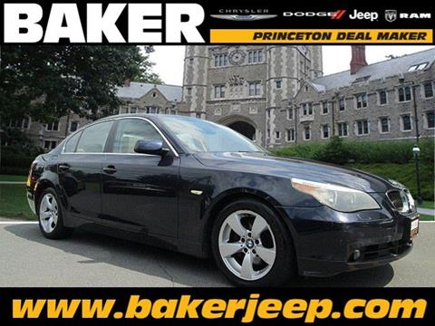 2007 BMW 5 Series for sale in Princeton NJ