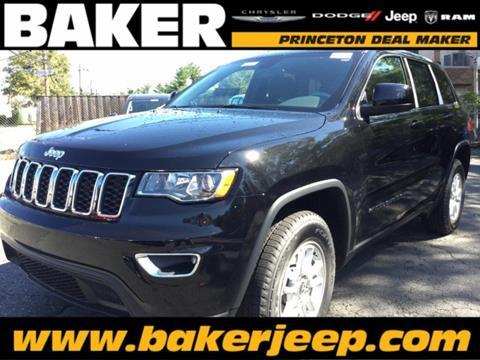 2018 Jeep Grand Cherokee for sale in Princeton, NJ