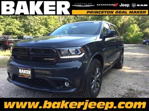 2018 Dodge Durango for sale in Princeton, NJ