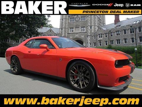 2016 Dodge Challenger for sale in Princeton, NJ