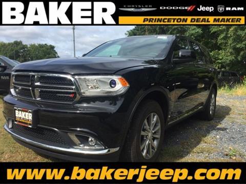 2018 Dodge Durango for sale in Princeton NJ