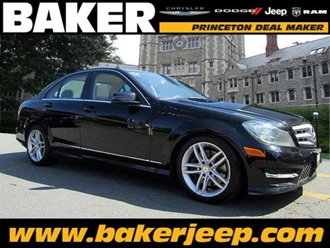 2013 Mercedes-Benz C-Class for sale in Princeton, NJ
