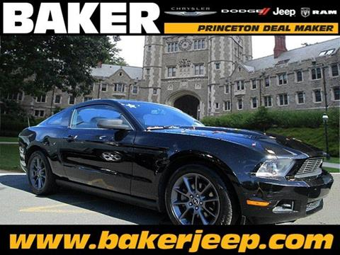 2011 Ford Mustang for sale in Princeton NJ