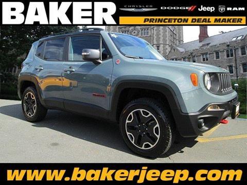 2016 Jeep Renegade for sale in Princeton NJ