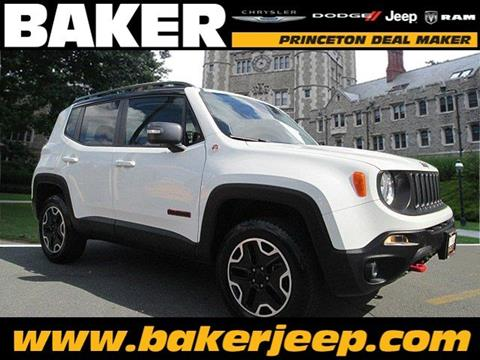 2016 Jeep Renegade for sale in Princeton, NJ