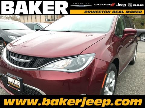 2018 Chrysler Pacifica for sale in Princeton NJ