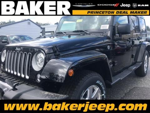 2017 Jeep Wrangler Unlimited for sale in Princeton NJ