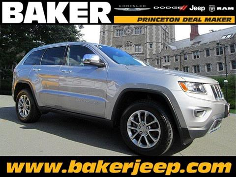 2016 Jeep Grand Cherokee for sale in Princeton NJ