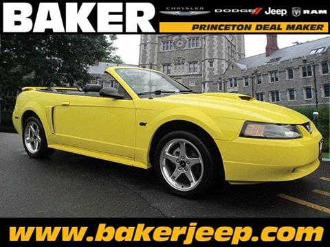 2002 Ford Mustang for sale in Princeton NJ