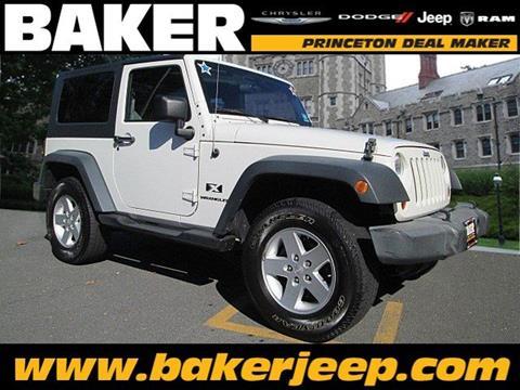 2009 Jeep Wrangler for sale in Princeton NJ