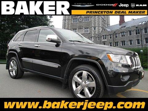 2012 Jeep Grand Cherokee for sale in Princeton NJ