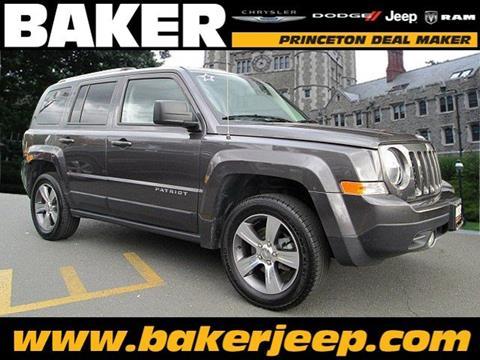2016 Jeep Patriot for sale in Princeton NJ