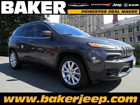 2014 Jeep Cherokee for sale in Princeton NJ