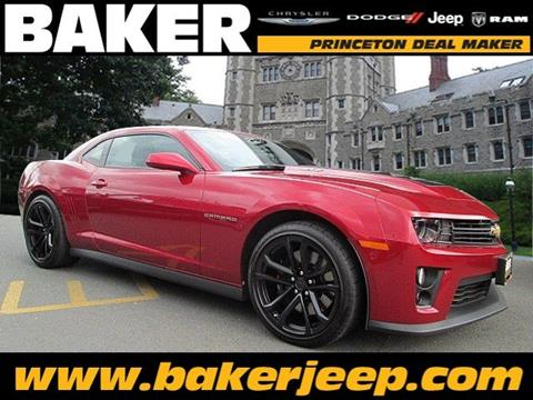 2015 Chevrolet Camaro for sale in Princeton NJ