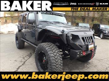 2017 Jeep Wrangler Unlimited for sale in Princeton, NJ